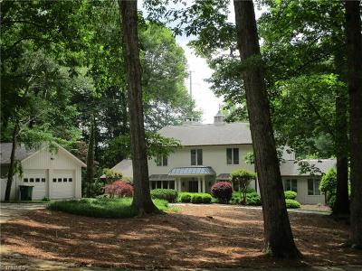 Clemmons Single Family Home Due Diligence Period: 1212 Brook Acres Trail