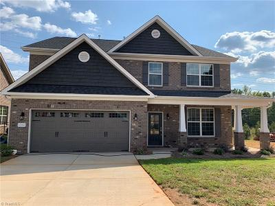 Elon Single Family Home For Sale: 1316 Stone Gables Drive #Lot 48