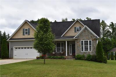 Rockingham County Single Family Home Due Diligence Period: 132 Meadow Bluff Court