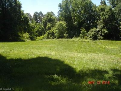 Greensboro Residential Lots & Land For Sale: 3735 Oakwood Drive