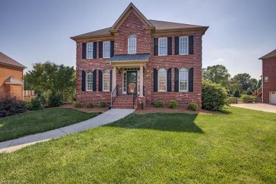 Davie County Single Family Home For Sale: 547 N Hiddenbrooke Drive