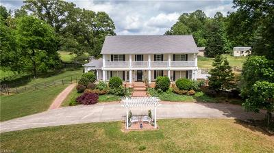 Winston Salem Single Family Home For Sale: 1765 Gyro Drive