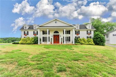 Single Family Home For Sale: 4416 Holly Springs Road