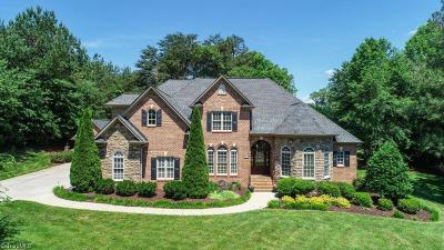 Kernersville Single Family Home For Sale: 8134 Riesling Drive