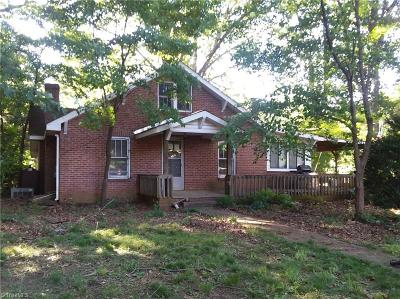 Greensboro Single Family Home For Sale: 2514 McKnight Mill Road