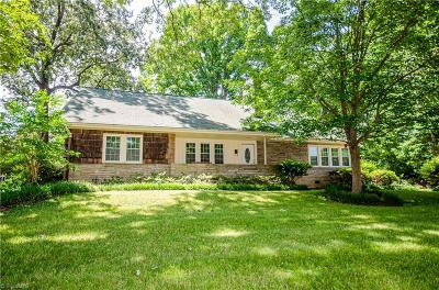 Single Family Home For Sale: 711 Quaker Lane