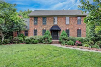 High Point Single Family Home For Sale: 4123 Quarterstaff Court