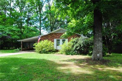 Clemmons NC Single Family Home Due Diligence Period: $117,000