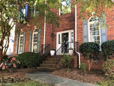 Greensboro Single Family Home For Sale: 1821 Bearhollow Road