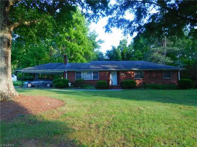Lewisville Single Family Home Due Diligence Period: 8740 Shallowford Road