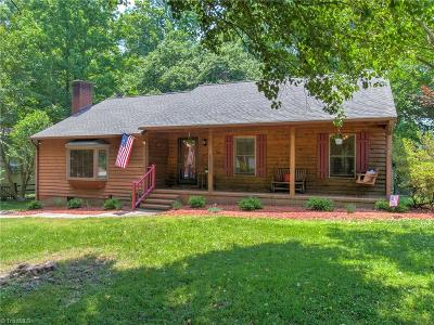 Greensboro Single Family Home For Sale: 2109 Kello Drive