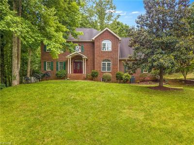 Kernersville Single Family Home For Sale: 5904 Kilburn Circle