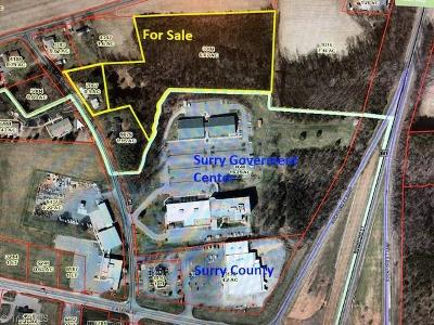 Surry County Residential Lots & Land For Sale: 152 Hamby Road