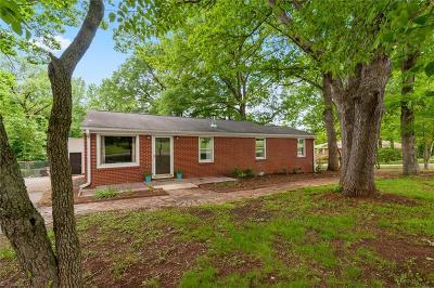 Lexington Single Family Home For Sale: 633 Owens Road