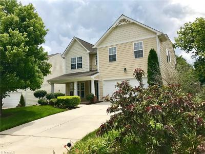 High Point Single Family Home For Sale: 3873 Tonsley Place