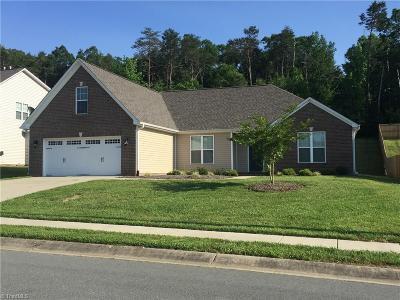 Alamance County Single Family Home For Sale: 3046 Cullens Drive
