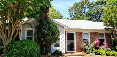 Greensboro Condo/Townhouse Due Diligence Period: 3540 Lawndale Drive