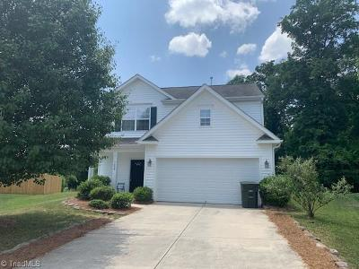 McLeansville Single Family Home For Sale: 1428 Paulonia Way