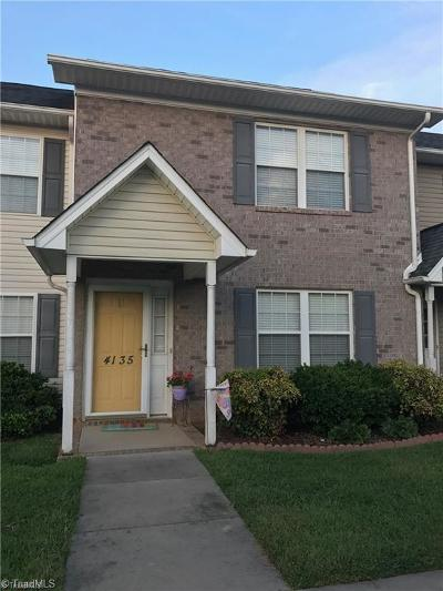 Randleman Condo/Townhouse Due Diligence Period: 4135 Bentley Drive