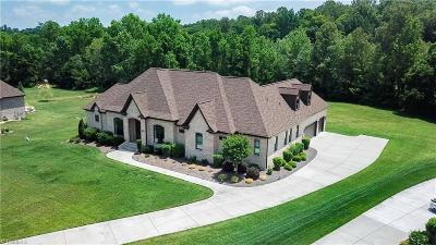 Oak Ridge NC Single Family Home For Sale: $888,500