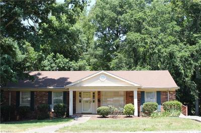 High Point Single Family Home Due Diligence Period: 1228 Kensington Drive