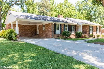 Alamance County Single Family Home For Sale: 1933 Arbor Drive