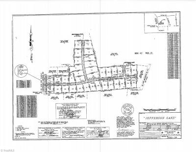 Rural Hall Residential Lots & Land For Sale: Lot 1 Jefferson Oaks Drive