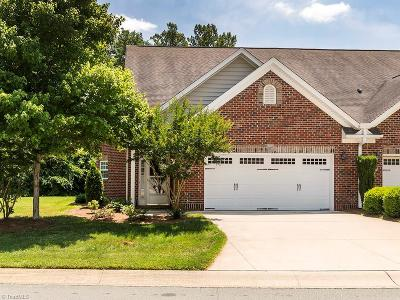 Alamance County Condo/Townhouse For Sale: 2904 Grove Park Drive