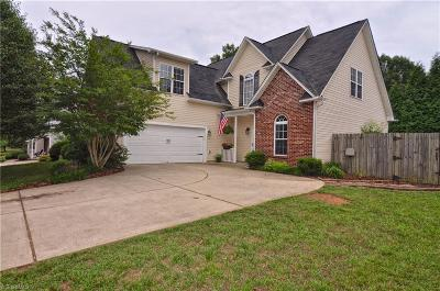 High Point Single Family Home For Sale: 1166 Double Pond Lane