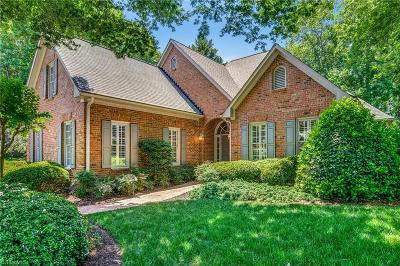 Guilford County Single Family Home For Sale: 7 Cross Vine Cove