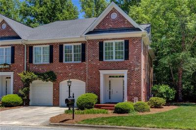 Greensboro Condo/Townhouse For Sale: 18 Dutchmans Pipe Cove