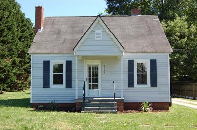 Greensboro Single Family Home For Sale: 1818 Alamance Church Road