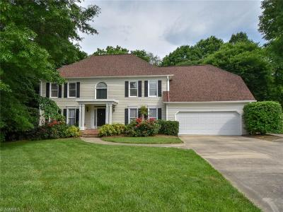 High Point Single Family Home Due Diligence Period: 4107 Jeffrey Lane Point