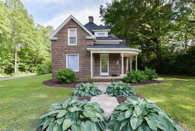 Alamance County Single Family Home For Sale: 601 Holt Street