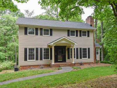 Clemmons NC Single Family Home For Sale: $344,900
