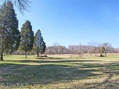 Winston Salem Residential Lots & Land For Sale: 4000 Old Lexington Road
