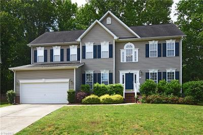Greensboro Single Family Home For Sale: 6 Devonna Court