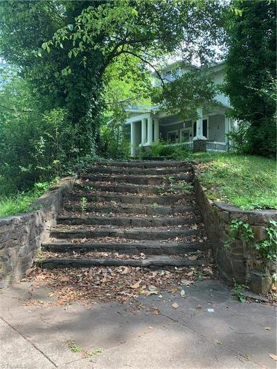 Winston Salem Multi Family Home For Sale: 1632 W First Street