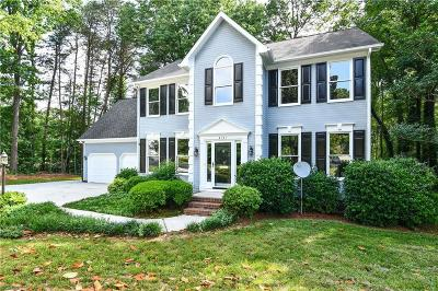 Guilford County Single Family Home For Sale: 4101 Deloach Court