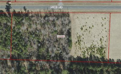 Alamance County Residential Lots & Land Due Diligence Period: Lot 4 Pike Road