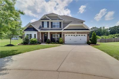 Whitsett Single Family Home For Sale: 6600 Cannonade Court