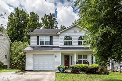 Alamance County Single Family Home For Sale: 413 Briarwood Drive