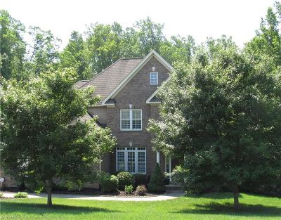 Kernersville Single Family Home For Sale: 4394 Hollow Hill Road