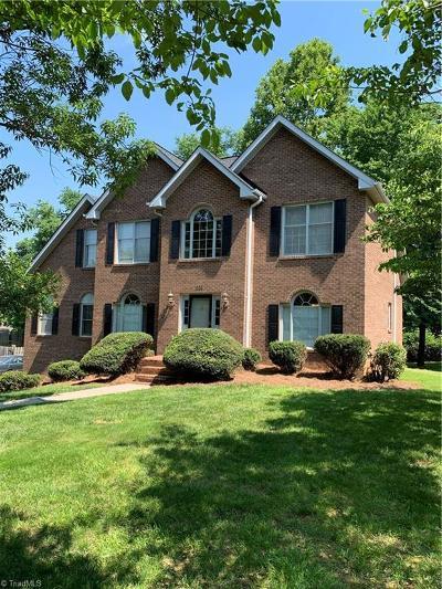 Winston Salem Single Family Home For Sale: 213 McTavish Lane