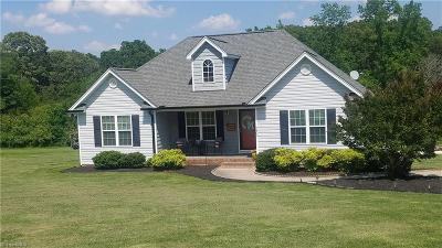 Asheboro NC Single Family Home Due Diligence Period: $164,900