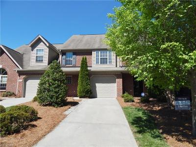 Guilford County Condo/Townhouse For Sale: 868 Jarman Drive