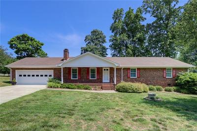 Greensboro Single Family Home For Sale: 5510 Hidden Valley Road