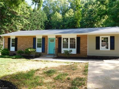 Forsyth County Single Family Home For Sale: 4065 Deamon Court