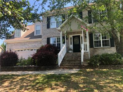 Archdale Single Family Home For Sale: 503 Daniel Paul Drive