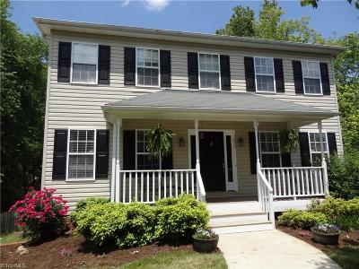 Clemmons NC Single Family Home Due Diligence Period: $210,000